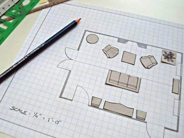 How To Draw A Scaled Drawing For A Baby S Room