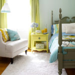 color small space decorating