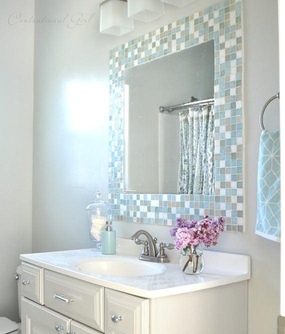 diy mirror projects