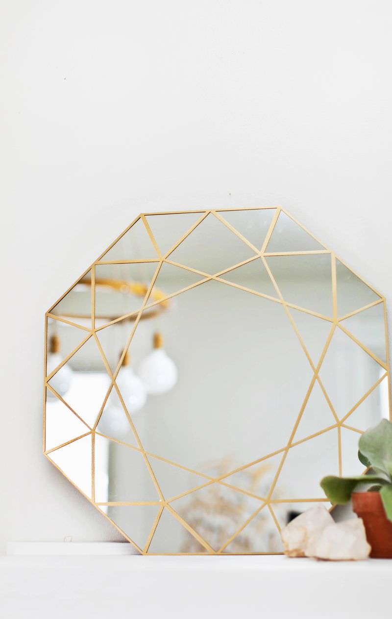 Diy Mirror Projects Trending Diy Mirror Projects Reflect A Larger Space Decorating