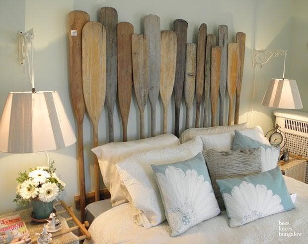 wall art oars