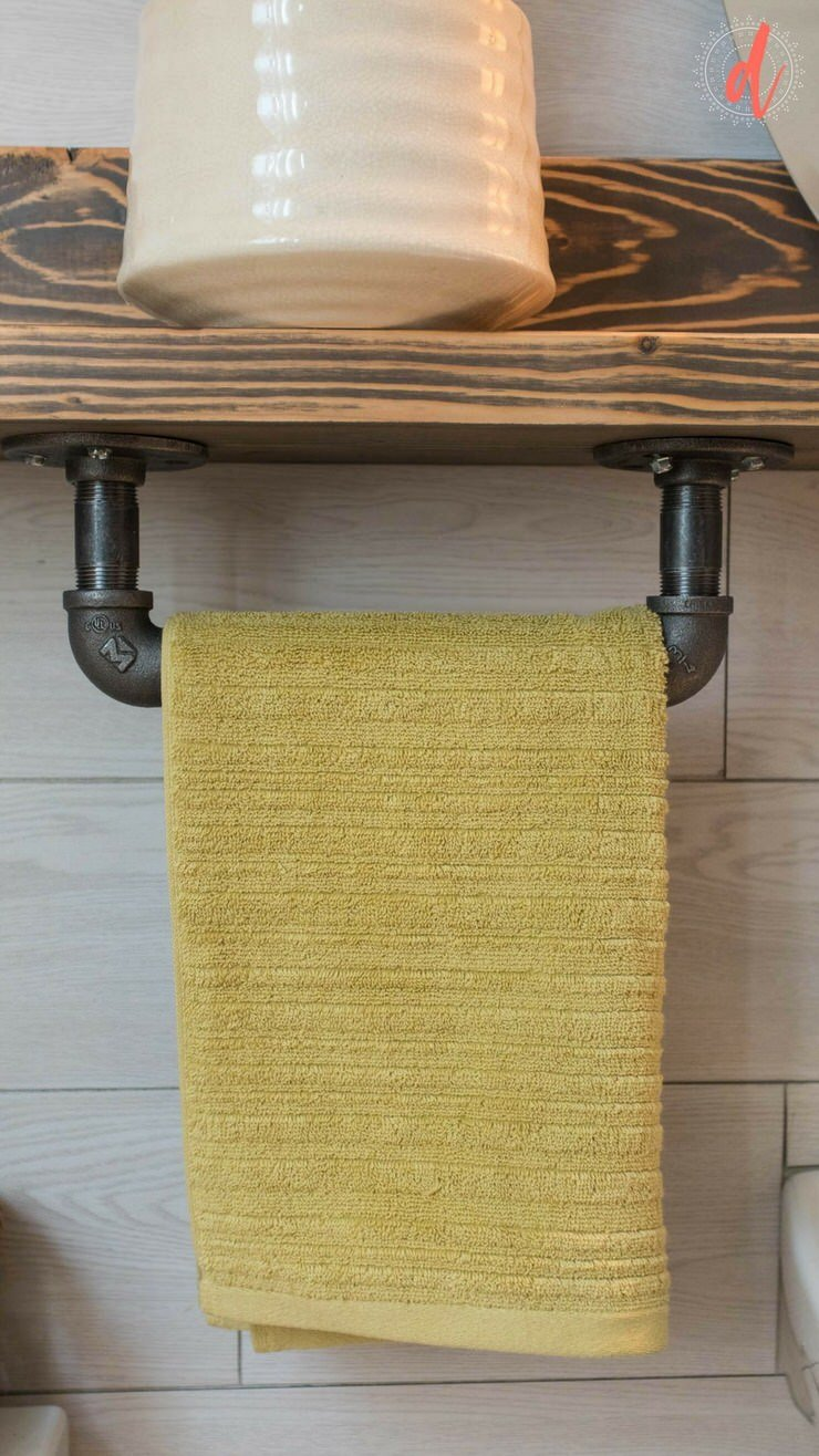 Superb 10 Brilliant Bathroom Towel Storage Ideas Ohmeohmy Blog Download Free Architecture Designs Sospemadebymaigaardcom