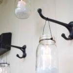 More DIY Mason Jar Lighting Ideas