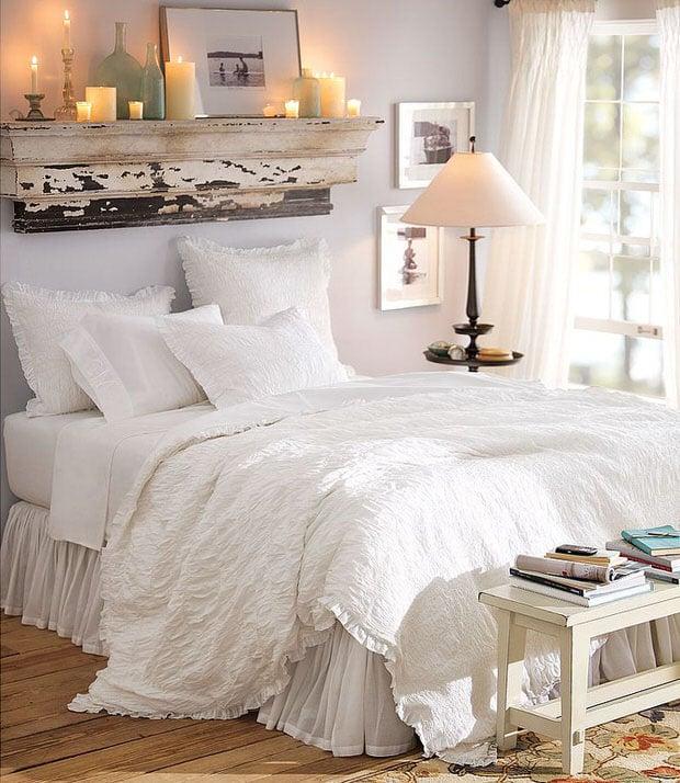 romantic bedroom makeover