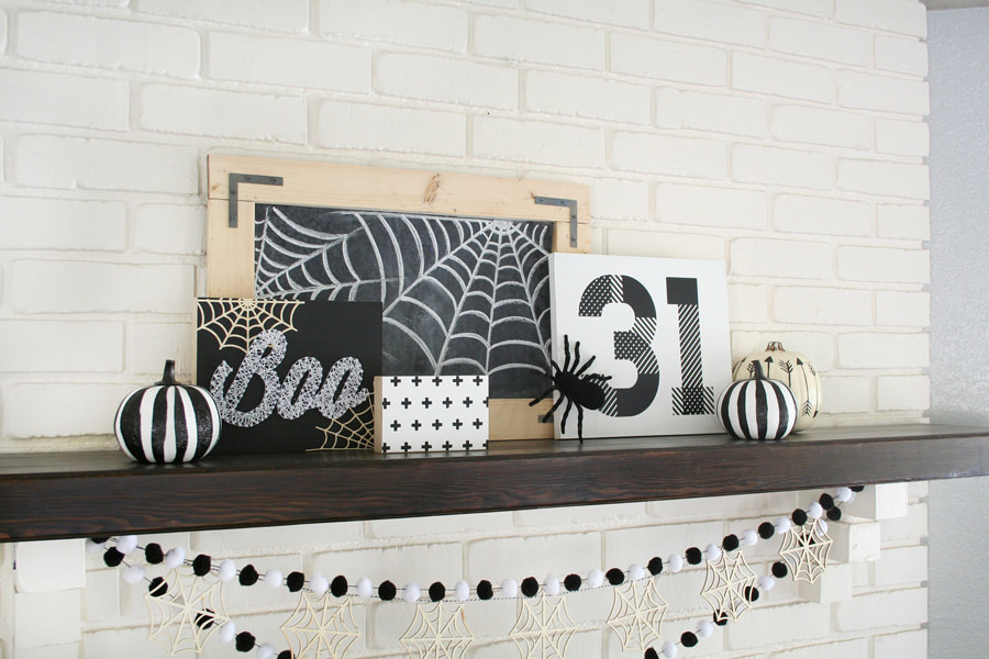 creative diy halloween decorating in decorating special spaces diy projects small - Small Space Diy Decor