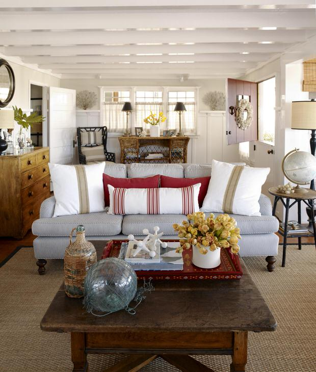 Today's New Cottage Style | Decorating Your Small Space on Apartment Decorating Styles  id=20587
