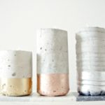 Concrete votives