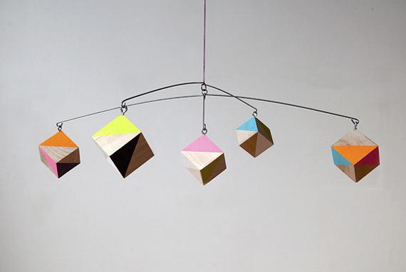 DIY Decorative mobile
