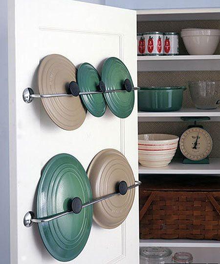 pot lid storage