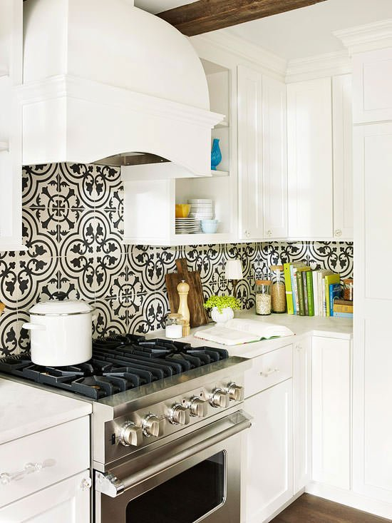 Small Kitchen Design Idea Inspiration ~ Small kitchen inspiration decorating your space