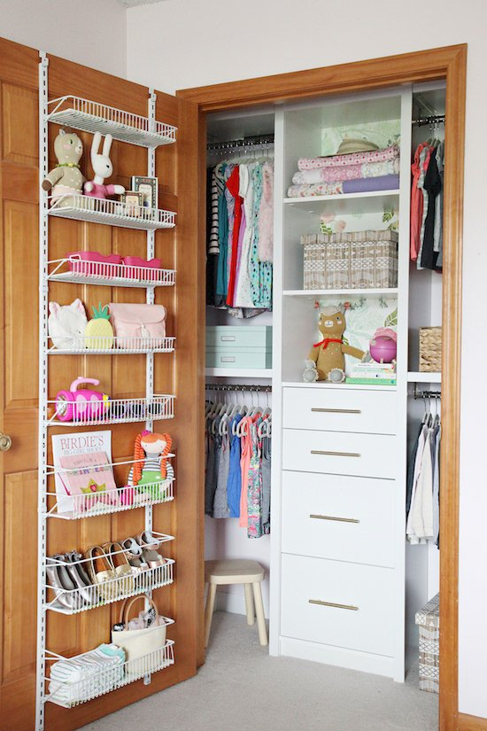 Diy Closet Organizing Ideas Projects Ohmeohmy Blog