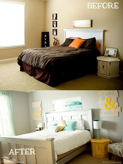Small Bedroom Makeovers Decorating Your Space