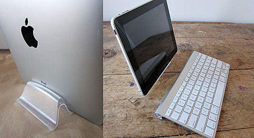 DIY tablet stand