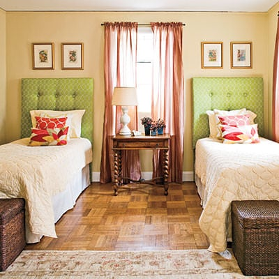 small bedroom makeovers | decorating your small space