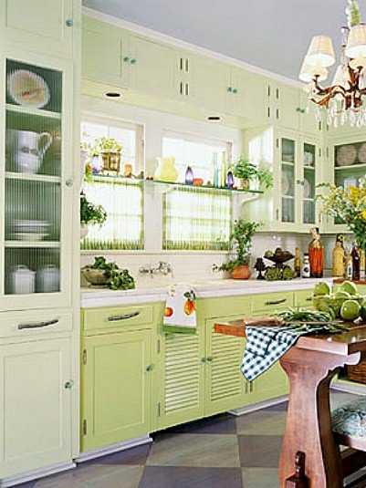 Decorating With Colored Glass Decorating Your Small Space