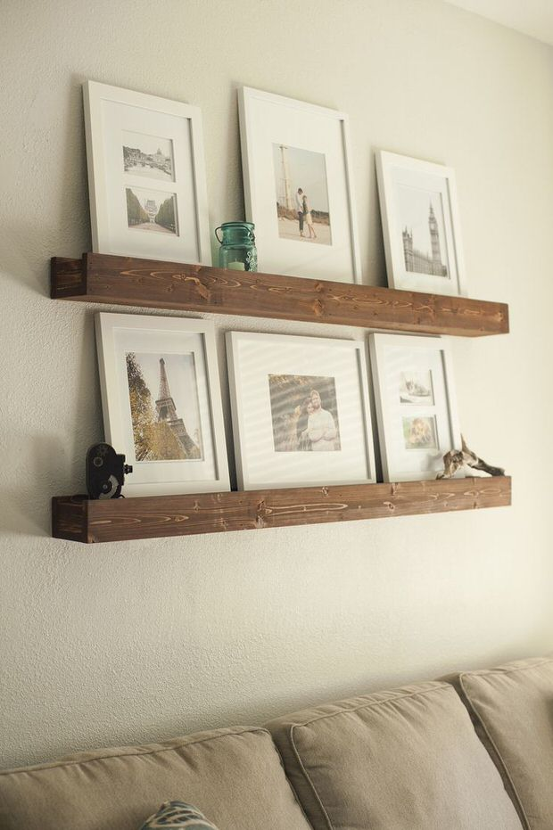 Create a DIY Photo Gallery with Style u2013 Decorating Your Small Space