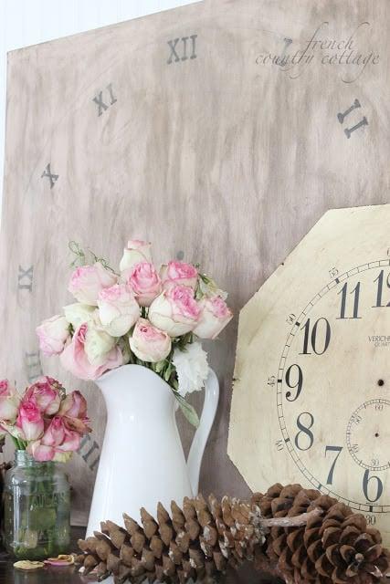 DIY French clock
