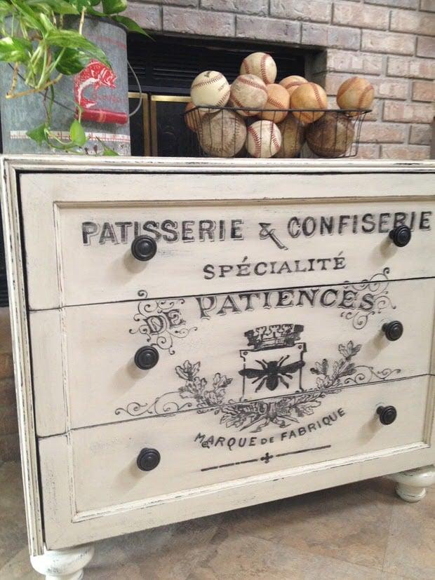 DIY Home Decor: French Flair