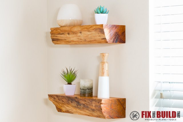 40 Easy DIY Floating Shelves Decorating Your Small Space Amazing Plans For Floating Shelves