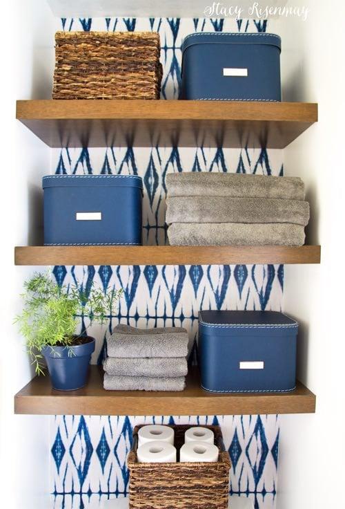 22 Easy DIY Floating Shelves   OhMeOhMy Blog