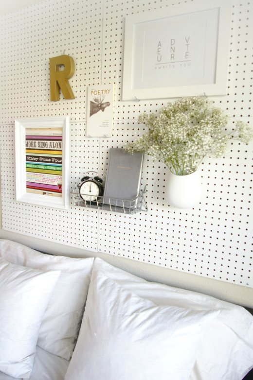 New Amp Modern Diy Pegboard Ideas Decorating Your Small Space