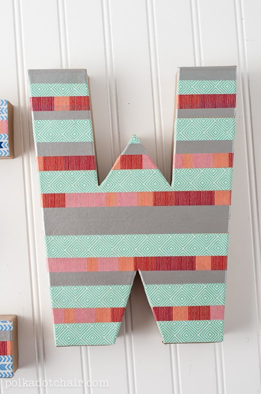washi-tape-craft