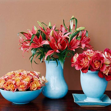 kathy 39 s flower arranging tips decorating your small space