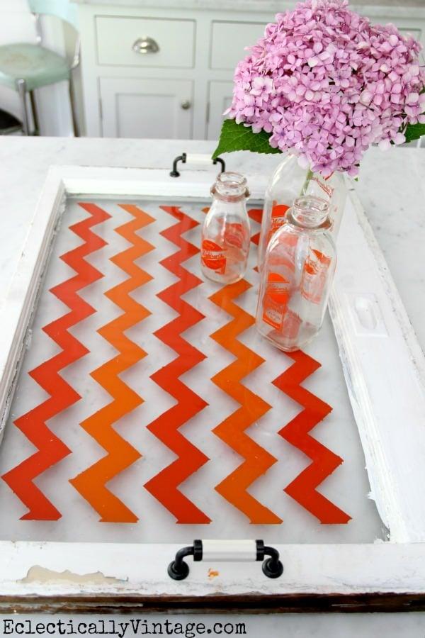 Make-It-Antique-Window-Tray