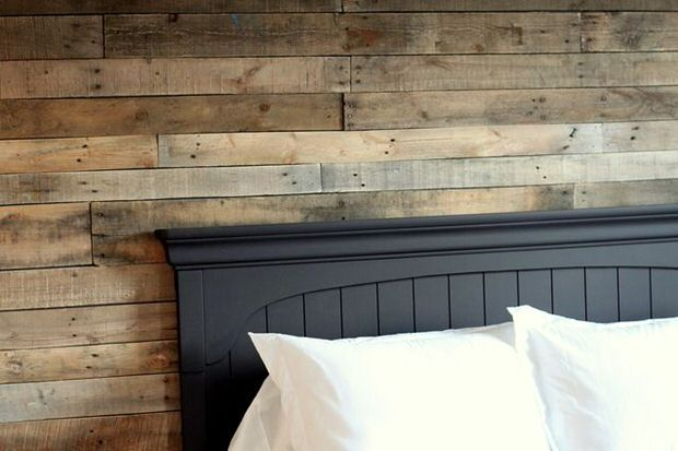DIY Wood Walls