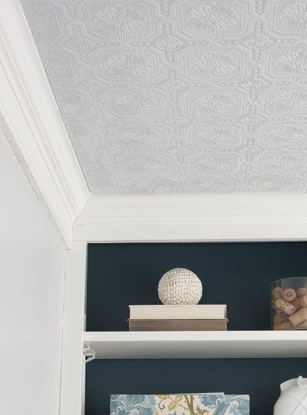 Fake-Tin-Ceiling