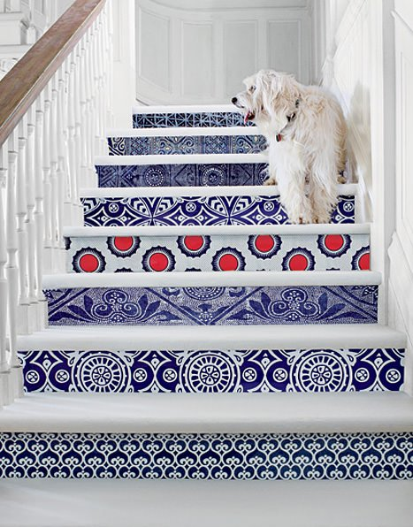 Stair Style - Makeover Your Stairs!