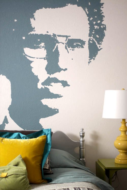 Diy Murals Decorating Your Small Space