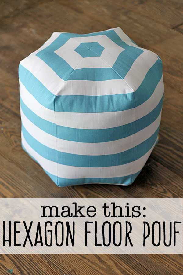 Poufs diy projects decorating your small space 0df6817740ea00924fe7cc4390e161ab solutioingenieria Choice Image
