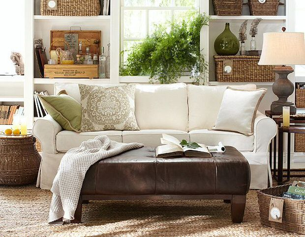 How to add comfort not clutter decorating your small space for Small comfort room design