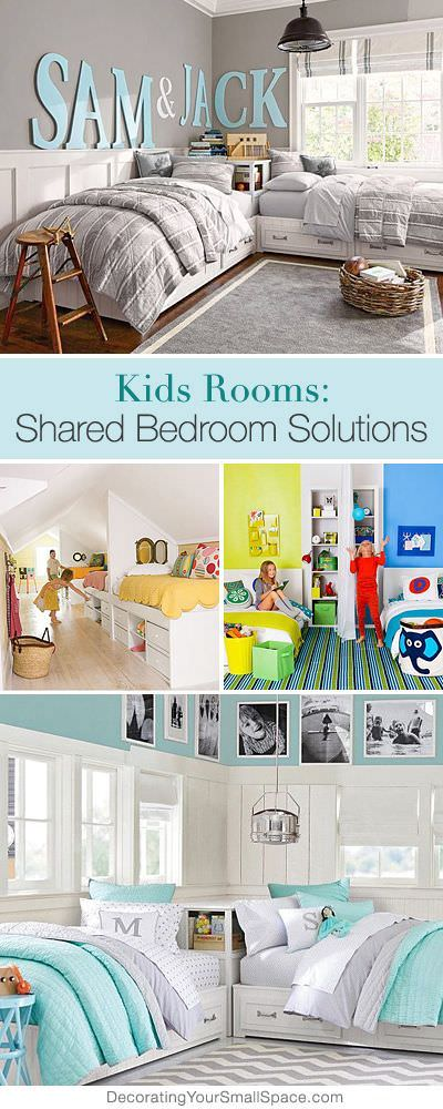 U0027Pottery Barn Kidsu0027 Has Some Great Photos Illustrating Our First Bit Of  Adviceu2026 In A Small Room, Think About Arranging First. The U201cLu201d Shape  Arrangement Of ...
