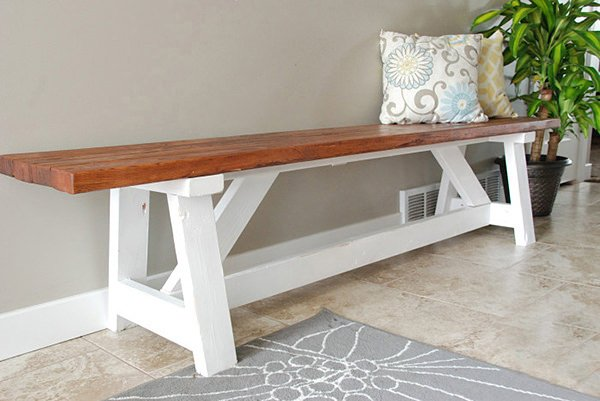 Build Foyer Bench : Plans to build building an entryway bench pdf