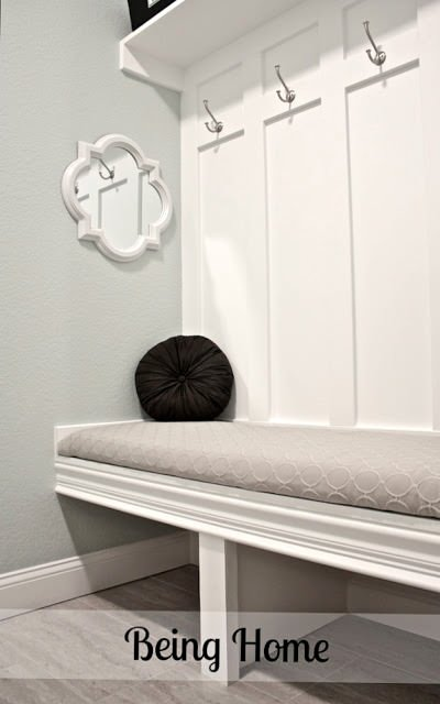 15 Diy Entryway Bench Projects Decorating Your Small Space