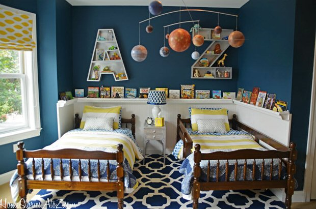 boys bedroom front. Kids Rooms  Shared Bedroom Solutions   Decorating Your Small Space
