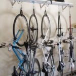 Creative Bike Storage