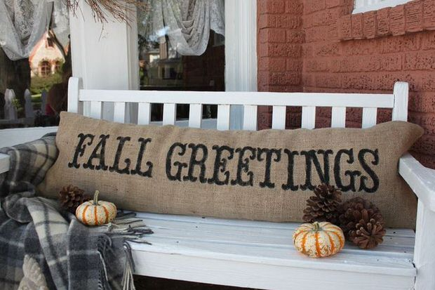 18 Classy Fall Decorating Projects