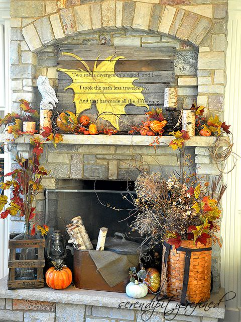 18 Classy Fall Decorating Projects Part 2 Decorating