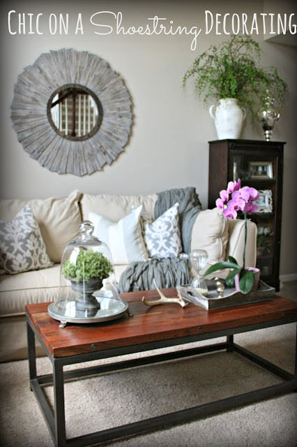 Living Room Makeovers small living room makeovers | decorating your small space