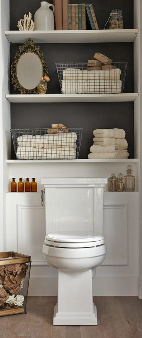 Bathroom storage basket ideas lastest red bathroom for Small bathroom hamper ideas
