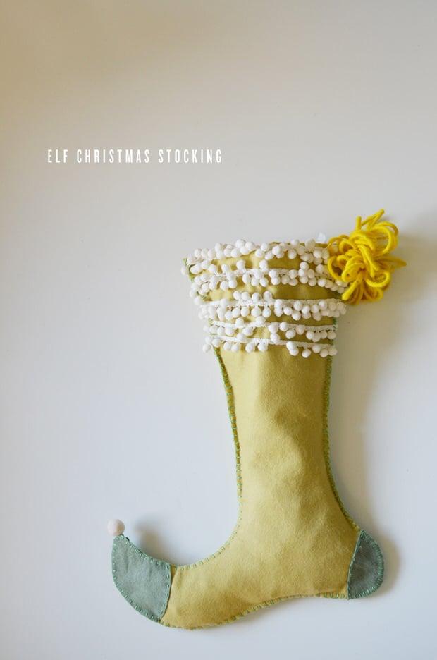 DIY Stockings!