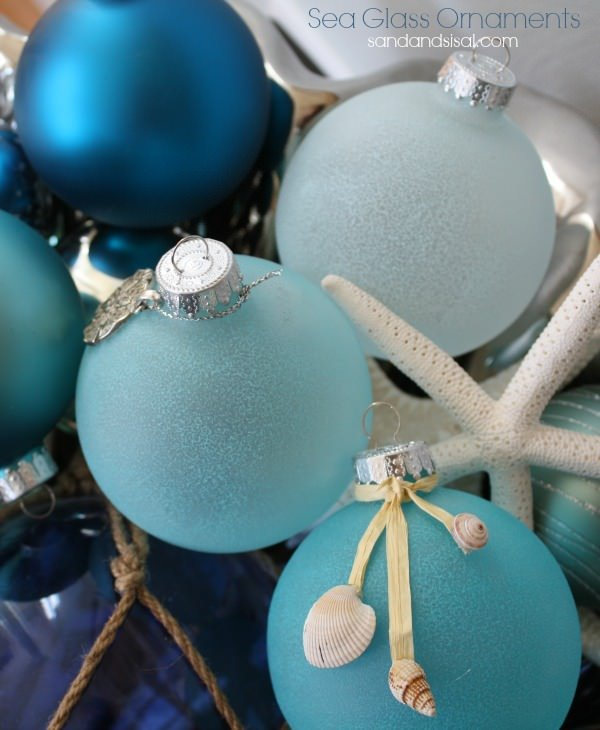 DIY-Sea-Glass-Ornaments