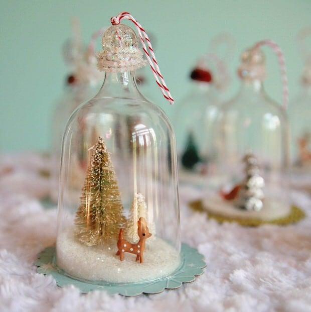 DIY Christmas Ornaments!