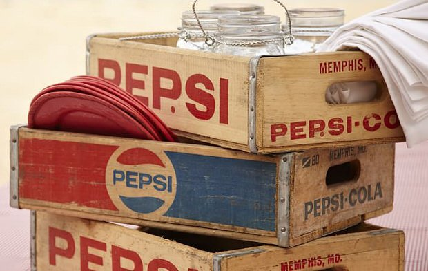 7 Ways to Repurpose Old Soda Crates