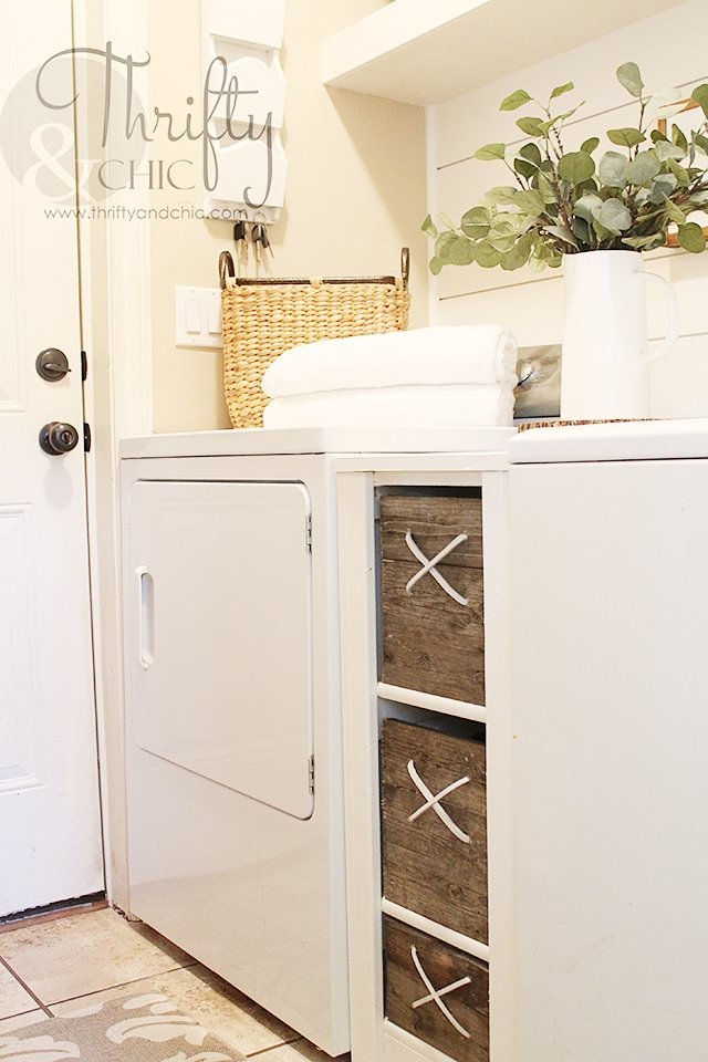 10 Awesome Ideas For Small Laundry Rooms Ohmeohmy Blog