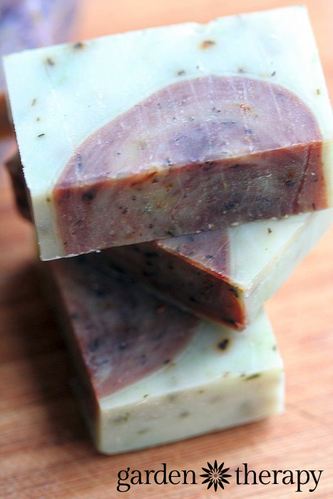 Rosemary-and-Spearmint-Energizing-Cold-Process-handmade-soap-RECIPE-with-all-natural-ingredients