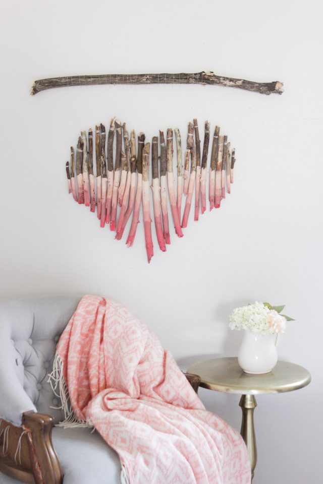 Decorating With Branches 15 Stylish Ideas Projects Ohmeohmy Blog